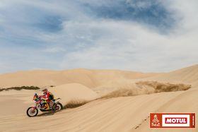 Епична и тежка битка: Това е Dakar!