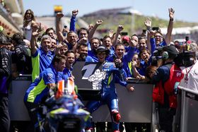 Motul celebrates Suzuki MotoGP™ win at COTA