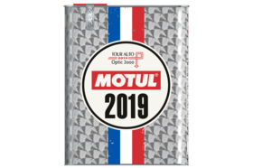 Motul on the road again with Tour Auto