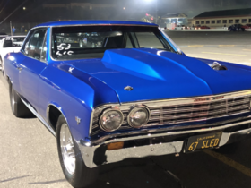 '67 Chevy Chevelle: Serious Horsepower Necessitates Serious Protection