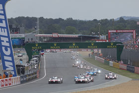 Motul is heading into the Super Finale at the 24 Hours of Le Mans
