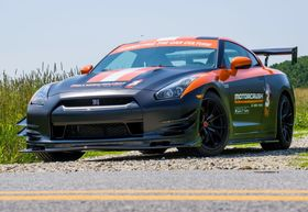 IMSA Legend Andy Lally to Reveal the MotorCrush® GT-R Winner at Lime Rock Park