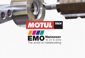 EMO Hannover: MotulTech at the world's largest trade fair for metalworking