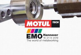 EMO Hannover: MotulTech auf weltweit größter Messe für Metallbearbeitung