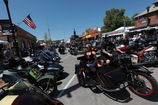 "Sturgis, ""probably the biggest motorcycle event in the world"""
