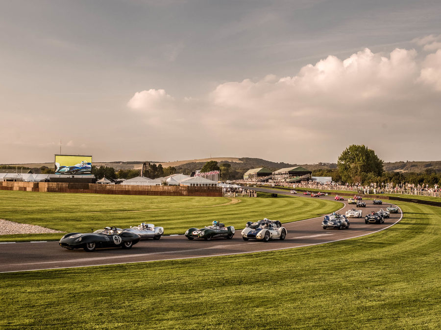 5 RACES THAT YOU NEED TO SEE WHILST YOU'RE AT THE GOODWOOD REVIVAL FESTIVAL