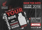 GET READY TO POWER UP FOR EICMA 2019!