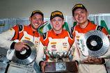 Frikadelli Racing gewinnt nach hochdramatischem Rennverlauf die 9h Kyalami