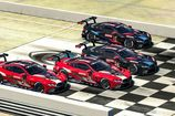 Motul BMW Team Sweep IMSA Sebring SuperSaturday on iRacing