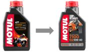 Motul Updates Powersports Labels With More Info and Tech