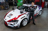 "Ken Gushi: ""I'm itching to take my new Supra drifting"""