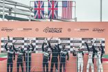 UNITED AUTOSPORTS COMPLETES THE HAT-TRICK IN MONZA!