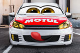 "TOONS CARS: ""THE EYES ARE THE HEADLIGHTS, AND THE MOUTH IS THE BUMPER AND GRILLE"""