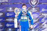 Ледовый спидвей: Динар Валеев — чемпион