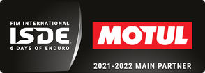 MOTUL GOES OFF ROAD ENDURO BIKING IN PARTNERSHIP WITH FIM ISDE