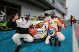 Pole Position und Gesamtrang zwei für Frikadelli Racing zum Saisonauftakt
