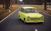 THE MOTUL-POWERED TRABANT DAILY