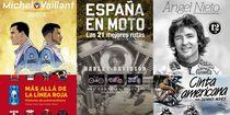 LECTURAS A TODO GAS: LOS MEJORES LIBROS PARA AMANTES DEL MOTOR