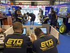 5ª Cita del Campeonato de España de Velocidad - ESBK para Escola Tècnica Girona (ETG Racing)
