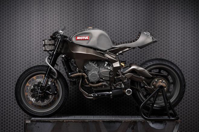 Motul Onirika 2853 будет выставлен  на благотворительном аукционе в Гран-Пале