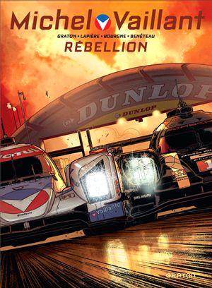 Мишель Вальян (Michel Vaillant) и его триумфальное возвращение в гонку «24 часа Ле-Мана» с Motul и Rebellion Racing