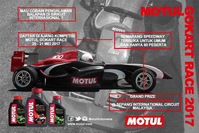 MOTUL GOKART RACE 2017