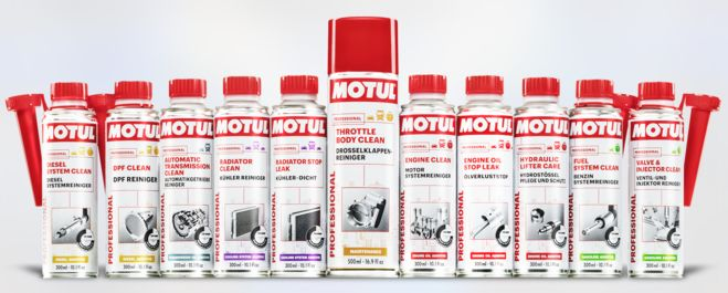 Motul launches a new Additive range for professionals