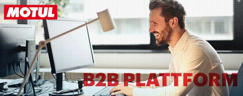 Herzlich Willkommen im B2B-Bereich von Motul
