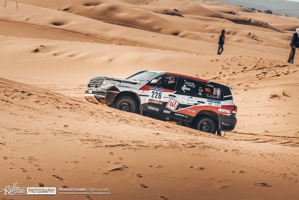 T4F Rallyteam - Africa Eco Race
