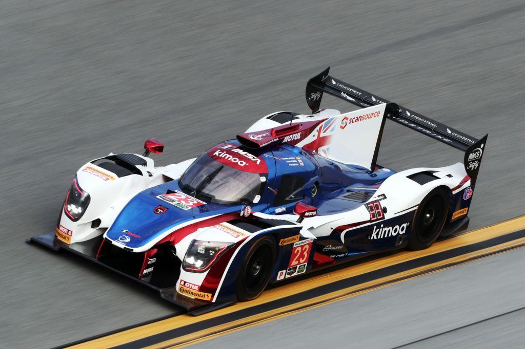 Motul supports United Autosports and F1 stars at Daytona