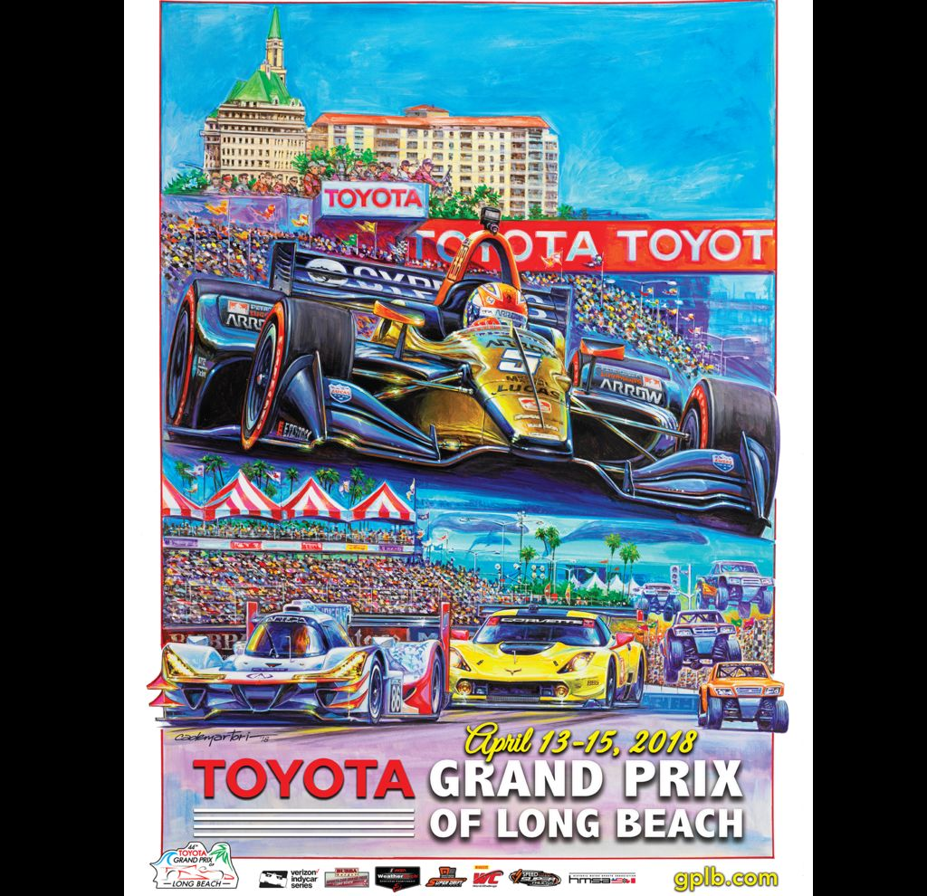 MOTUL Joins Sponsorship Family At Toyota Grand Prix of Long Beach