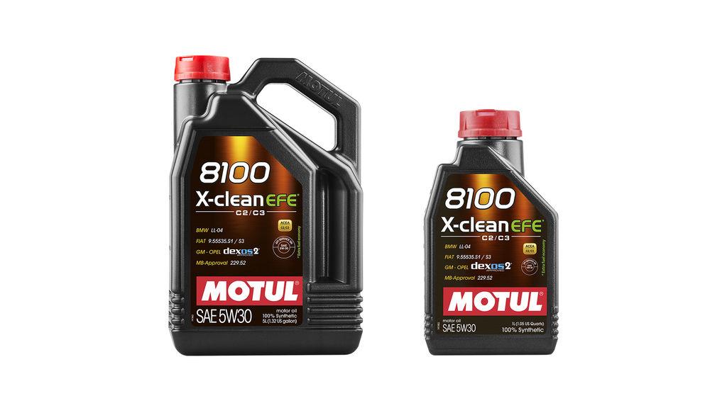 Новое моторное масло 8100 X-clean EFE 5W30 — ответ топливно-экономичным двигателям