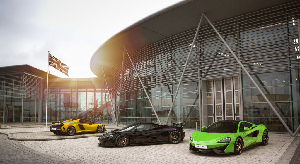 From Kiwis to Hypercars: The McLaren Story