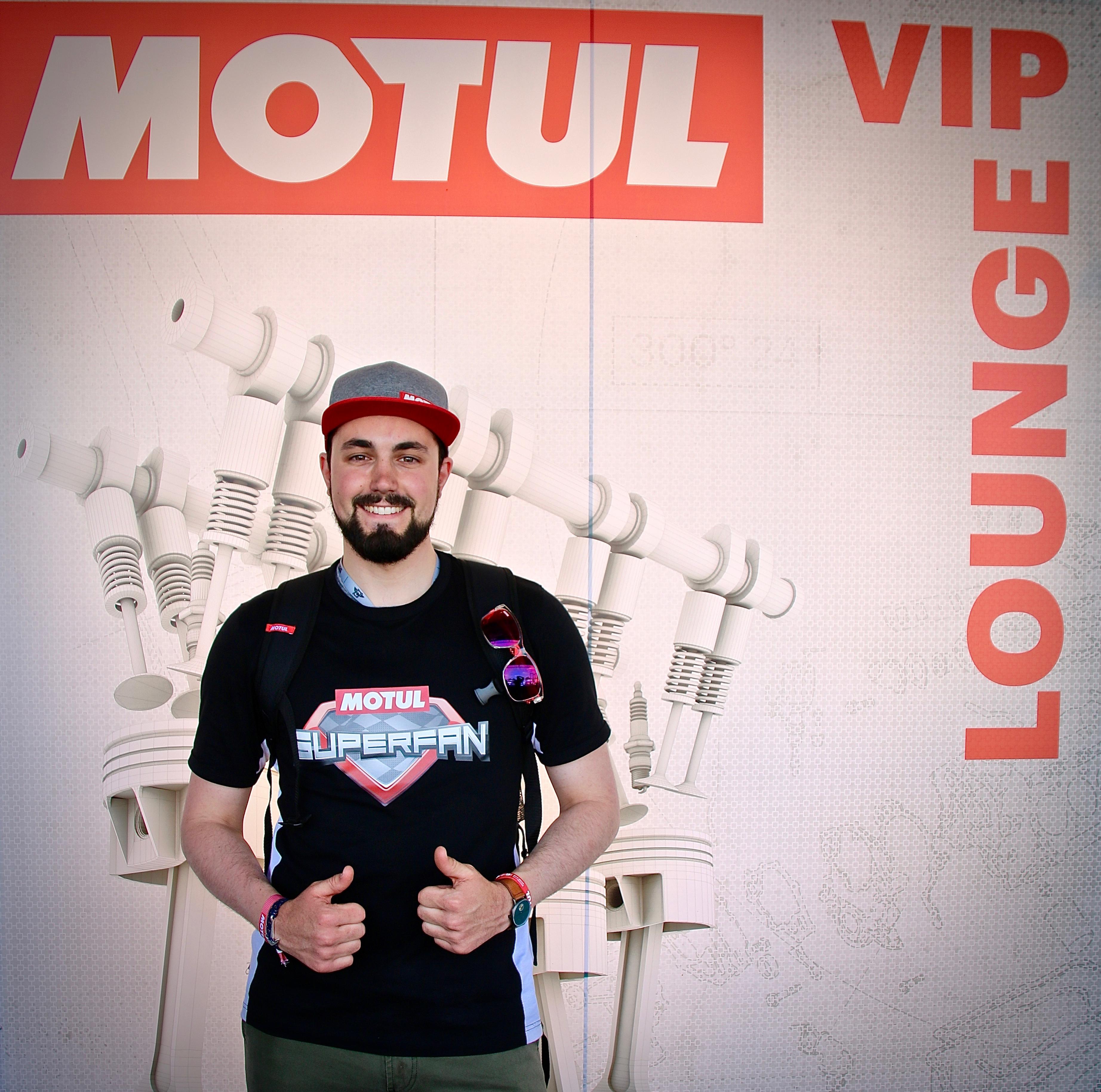 Motul Superfan – how it works