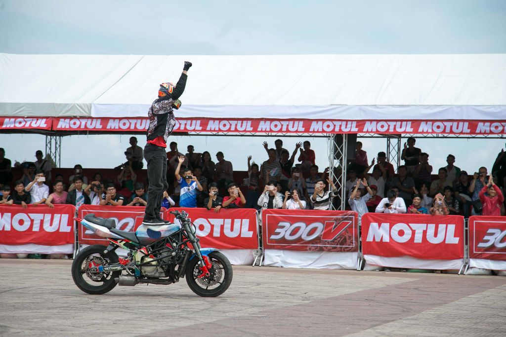 MOTUL INTERNATIONAL STUNT FEST 2017