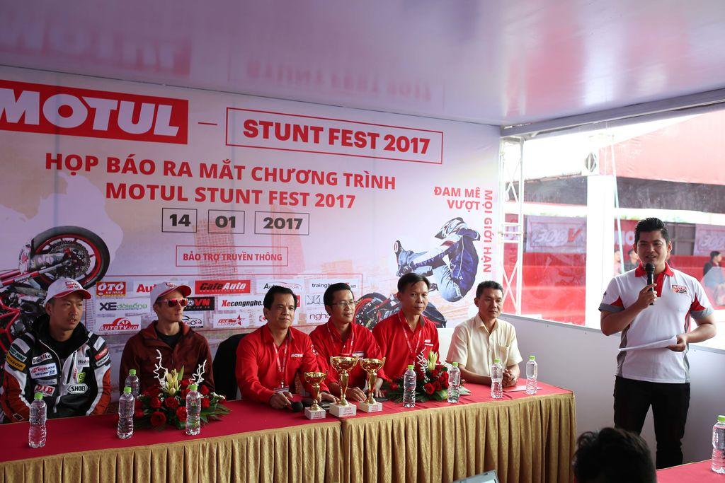 MOTUL STUNT FEST 2017 TẠI ĐÀ NẴNG