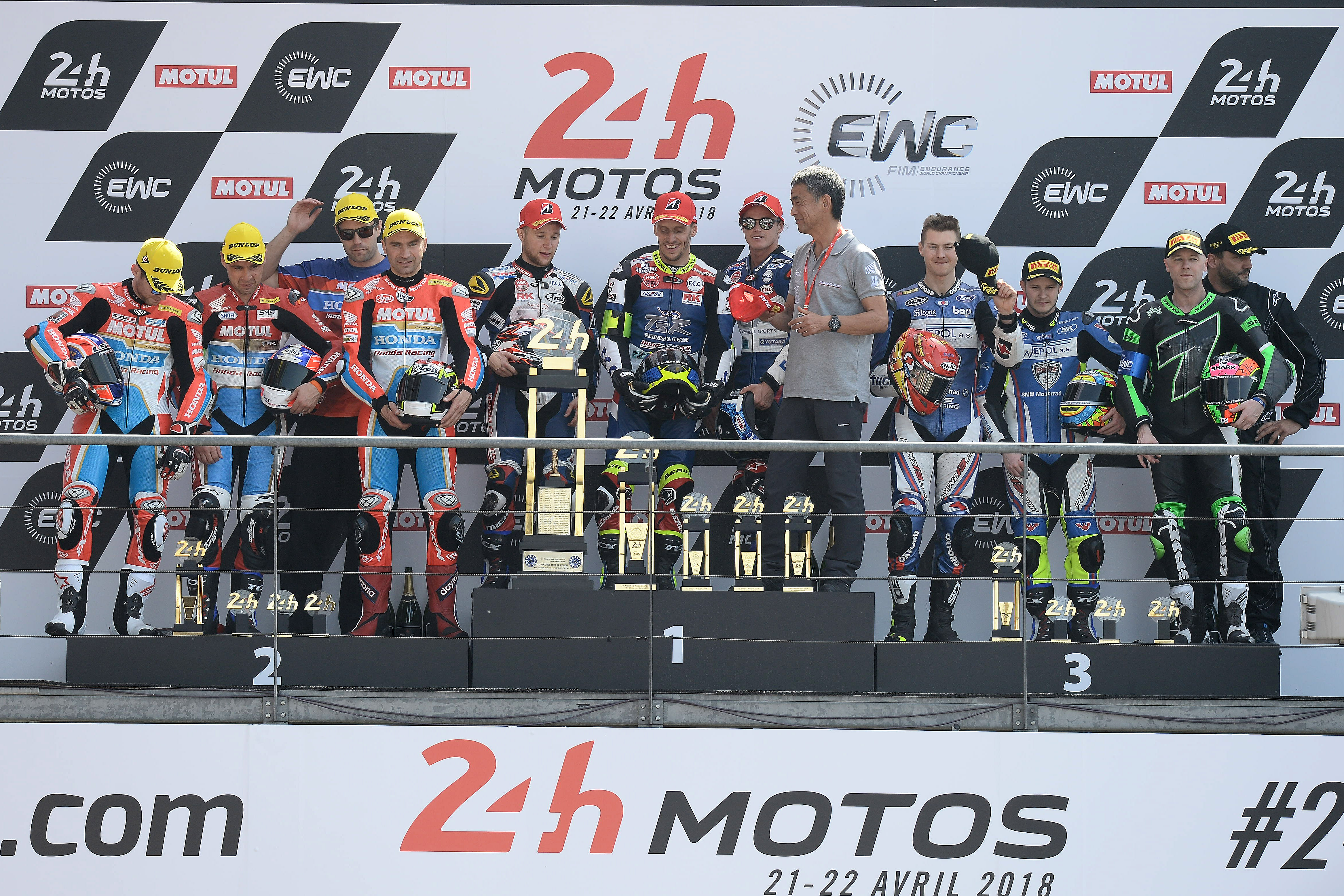 Honda Racing spécialiste de l'endurance… et du Tourist Trophy !