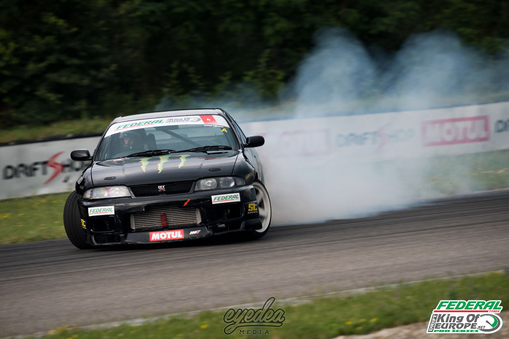 Rick Van Goethem: Drifting is the coolest motorsport on the planet