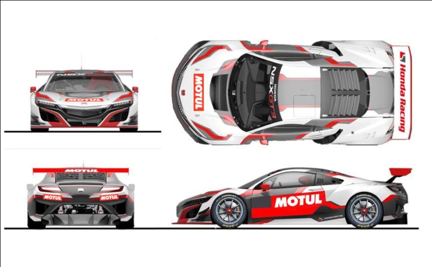 Honda Team Motul to enter Suzuka 10 Hours race