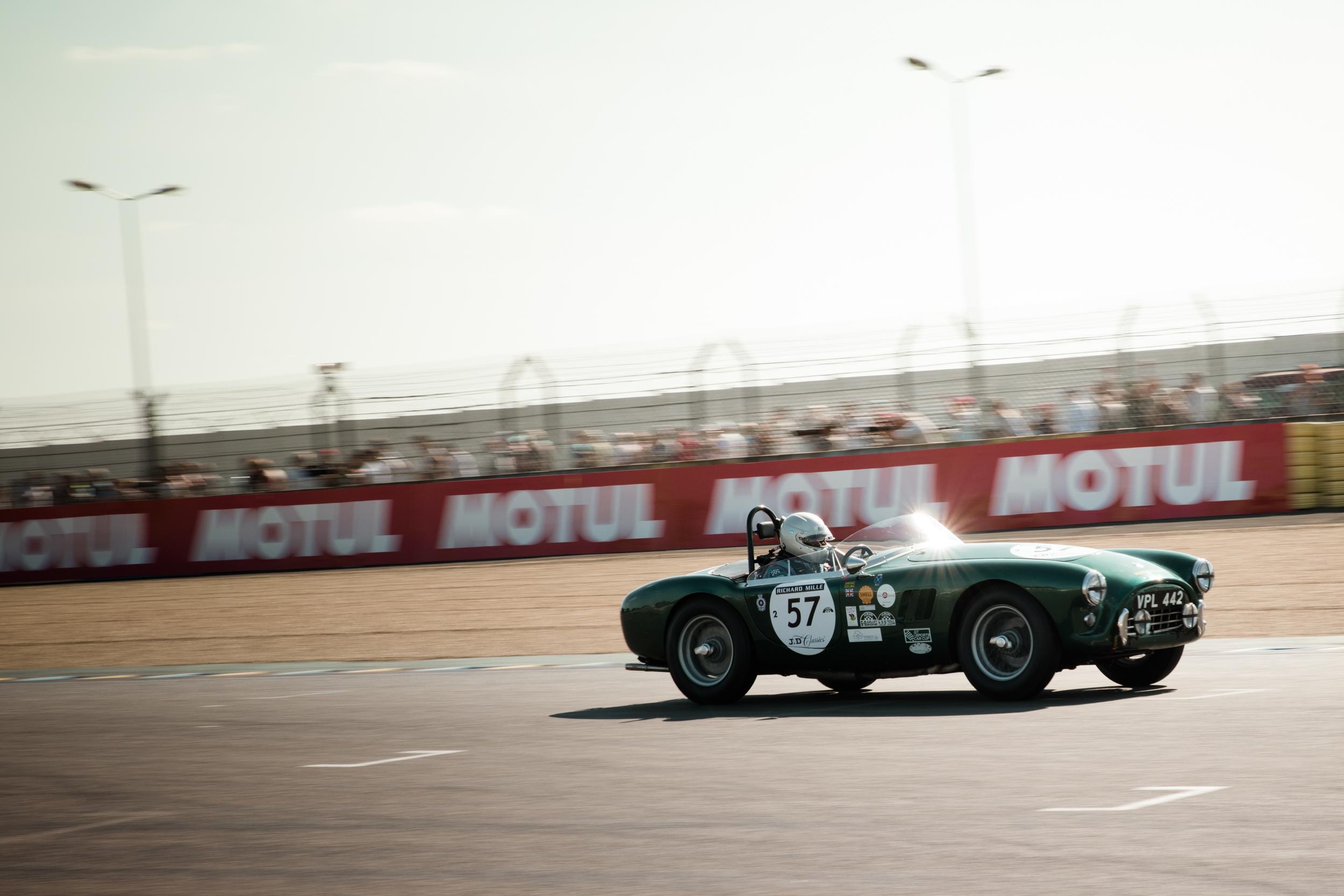 Motul et Le Mans, une histoire classique