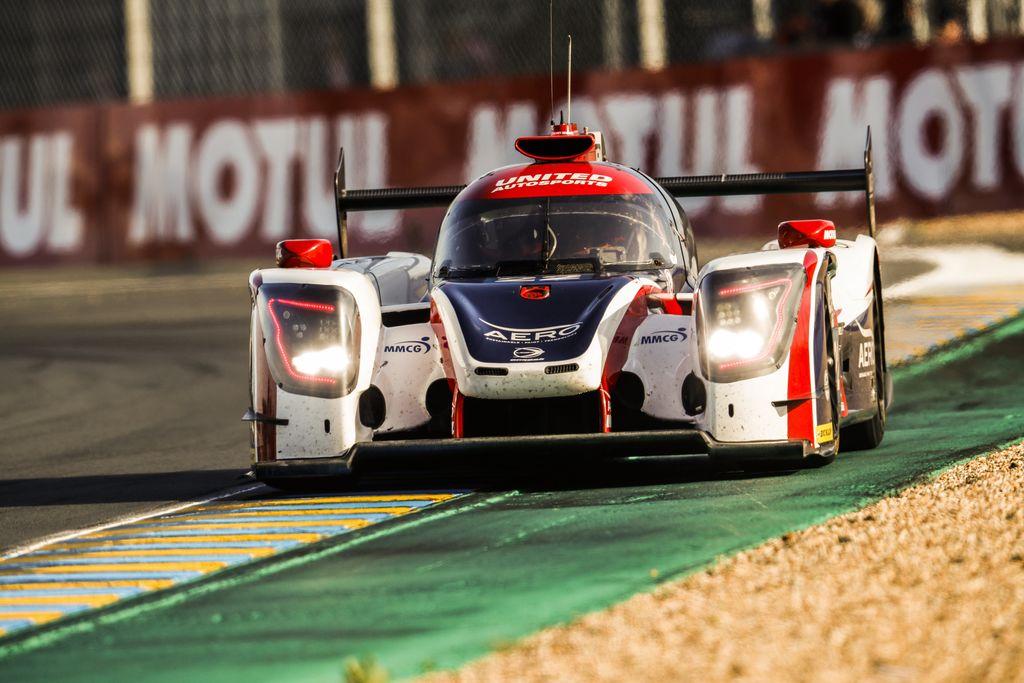 Има няколко причини по които United autosports racing team, който току що отбеляза невероятен финал на 24-те часа на Льо Ман и застана измежду първите, притежавайки специално място в света на състезанията за издръжливост