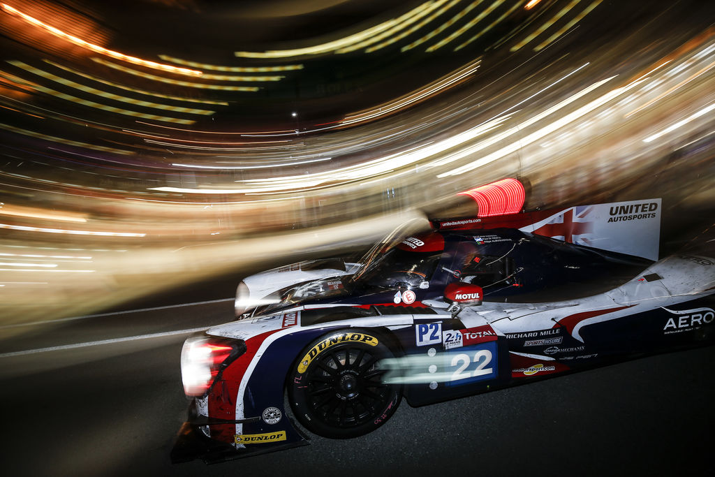 THE UNITED AUTOSPORTS TEAM DOES THINGS DIFFERENTLY!