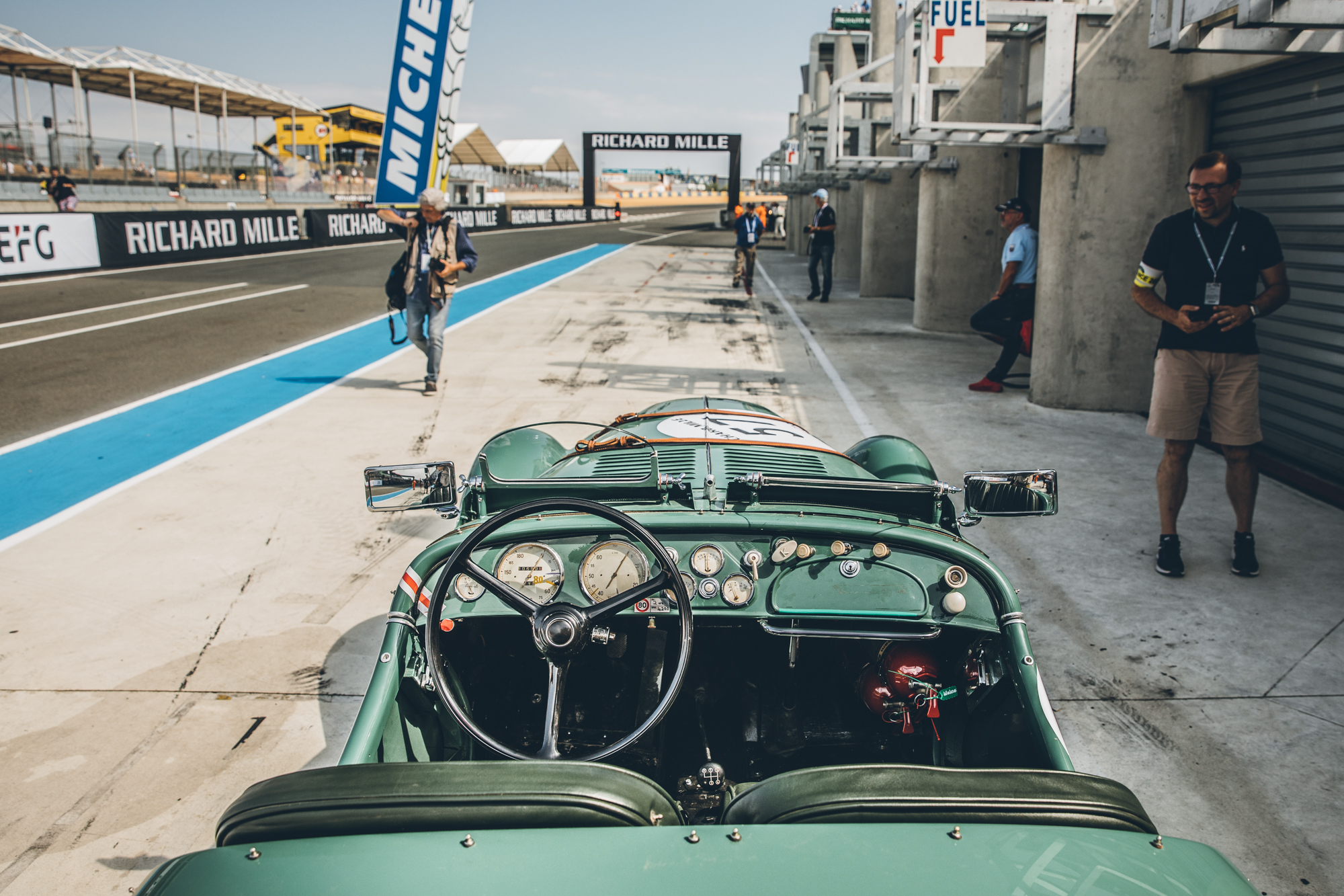 IMMORTAL: KEEPING A CAR ON THE TRACK FOR OVER 80 YEARS