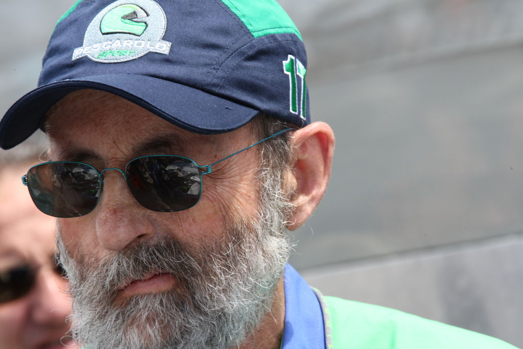 HENRI PESCAROLO: FOR ME, CARS ARE ABOUT FREEDOM.