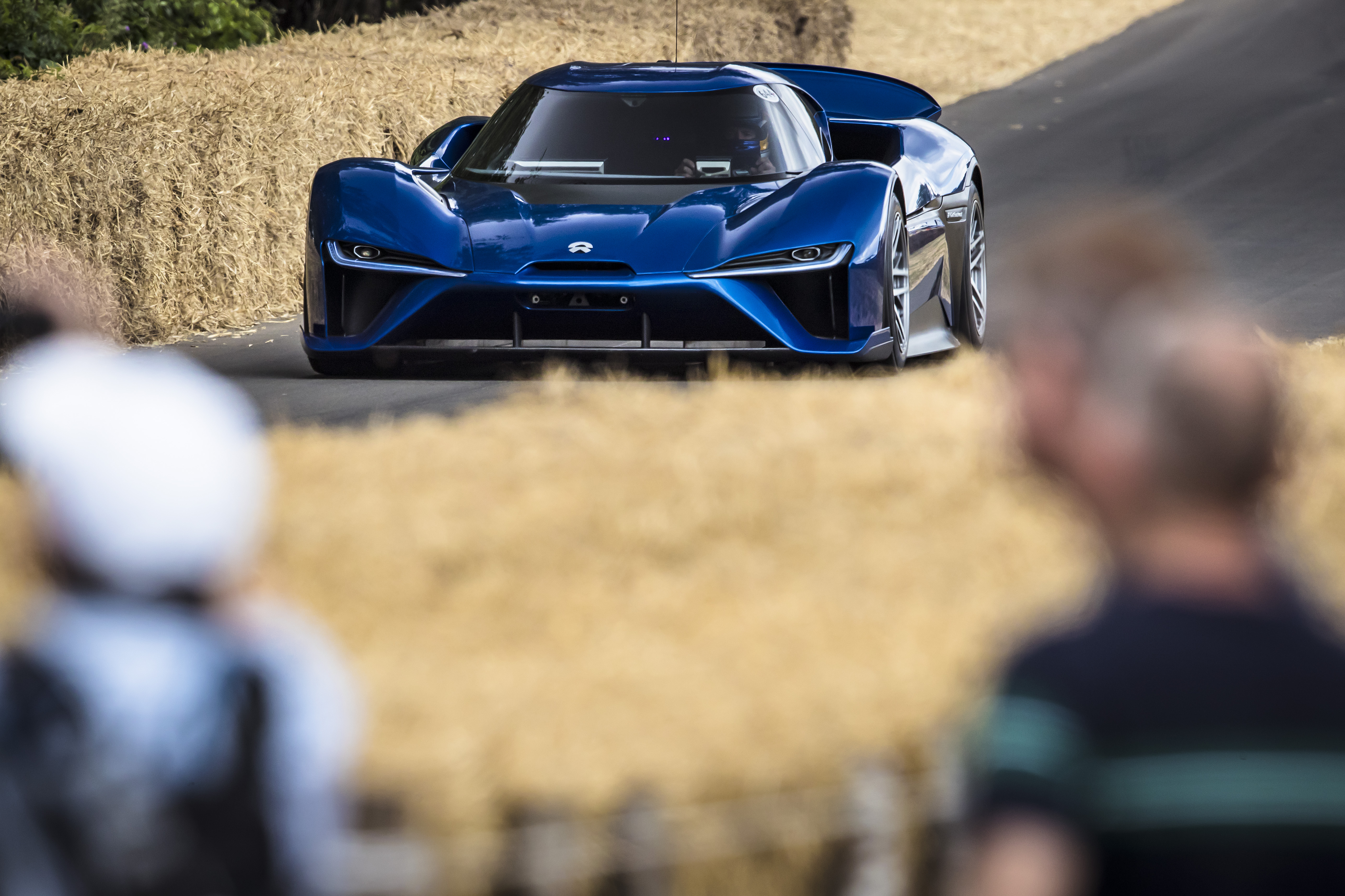 GOODWOOD FESTIVAL OF SPEED: WHO WILL BECOME THE KING OF THE HILL?