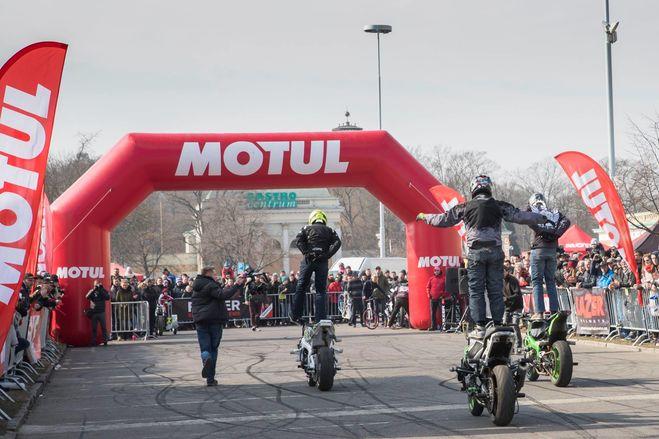 MOTUL znovu partnerem Czech Stunt Day!