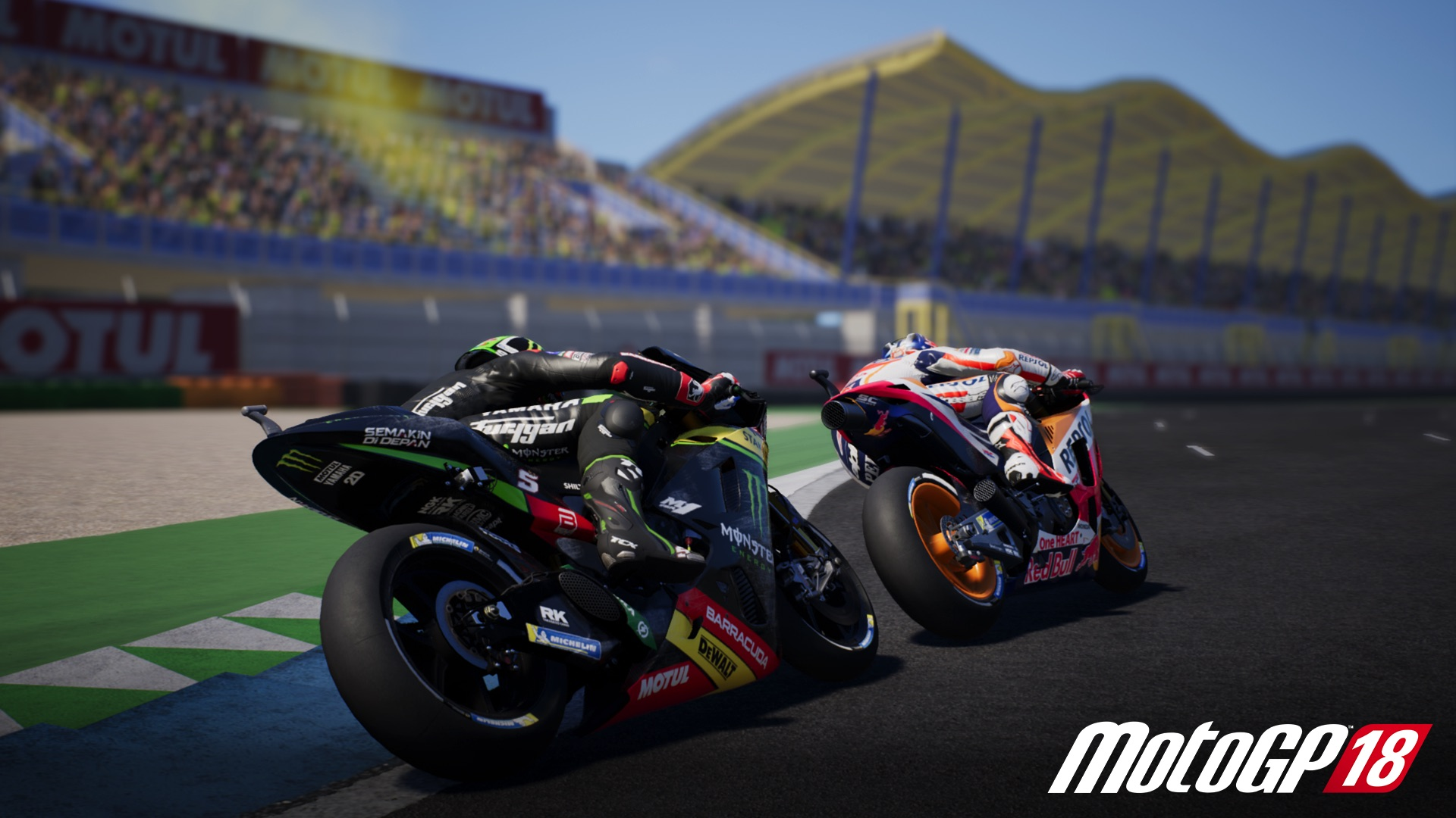 MOTOGP GAME: BEING ZARCO FROM YOUR COUCH