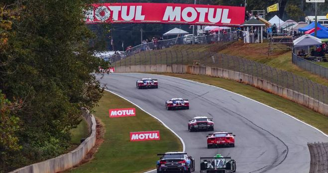 Enter for a chance to go to the 2018 Motul Petit Le Mans as a VIP guest!