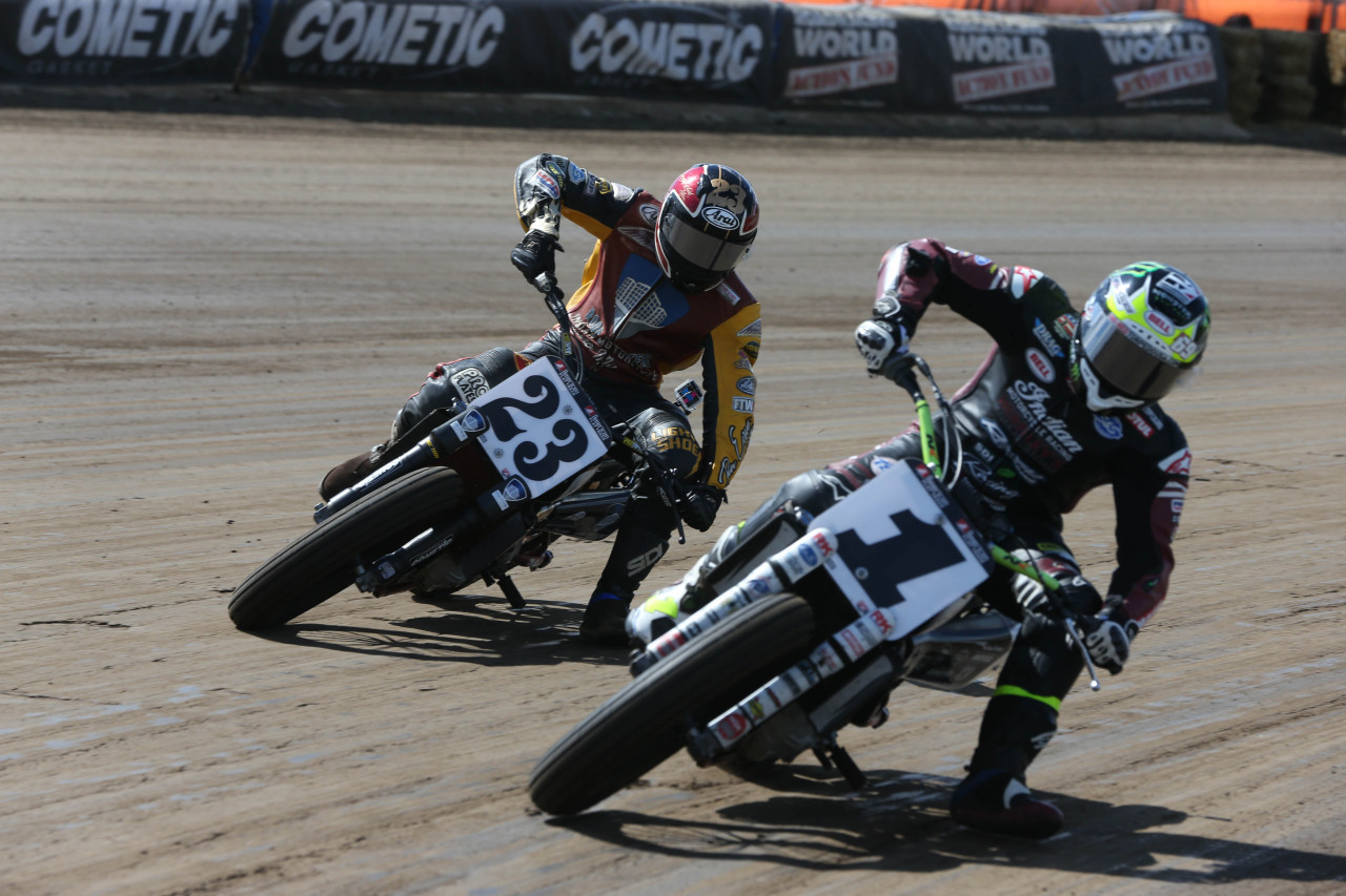 Jared Mees crowned with three races still to go