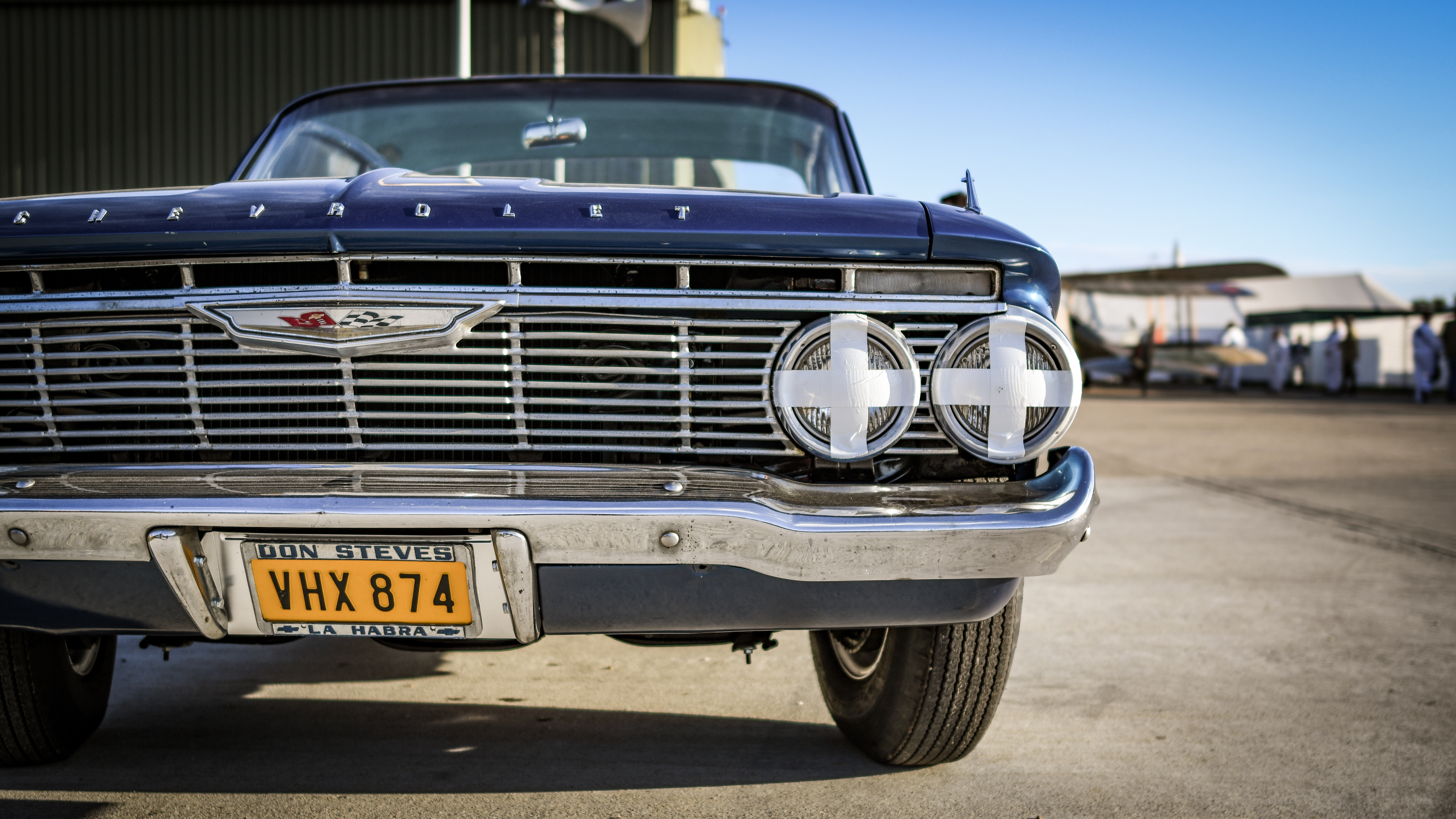 A story on talent, American muscle power, and a unique barn find.